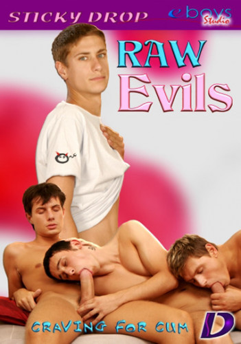 Raw Evils Craving For Cum — Vincent Marais, Luke Marais