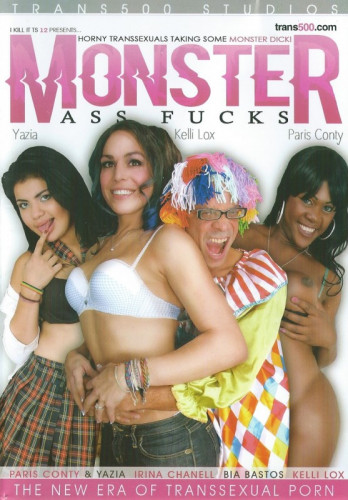 I K ill It TS Part 12 Monster Ass Fucks (2015)