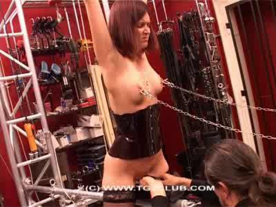 Bdsm With Real Torture