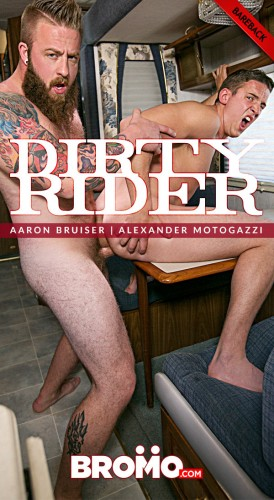 Dirty Rider, Part 4 – Aaron Bruiser Fucks Alexander Motogazzi