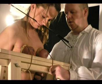 Torture boobs video 5