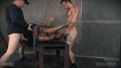 SexuallyBroken – October 17, 2016 – Nikki Darling – Matt Williams – Sergeant Miles