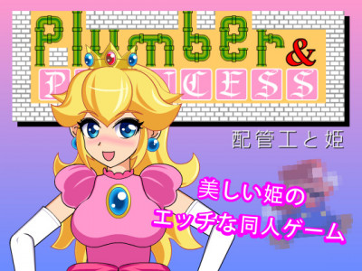 HGame-August 5, 2016 Plumber & Princess (San Soku Space)