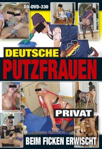 Deutsche Putzfrauen beim ficken erwischt