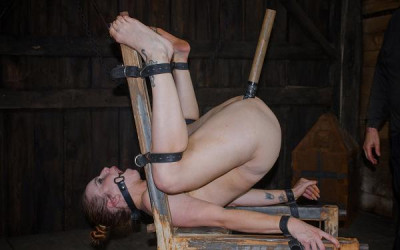 The Farm Bellas Visit Part 1- Serious Corporal Punishment