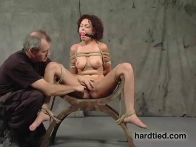 Bare Assed – Gina