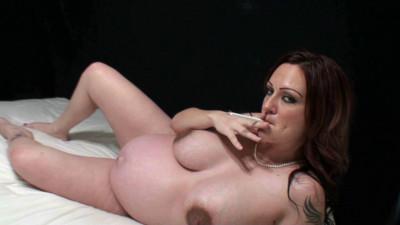 Pregnant smoking girl Part Four (2014)