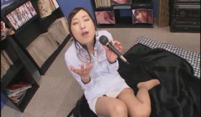 Kaori Nishio   Semen Bukkake Announcer Woman