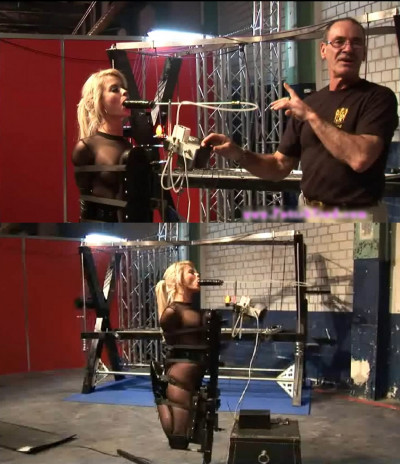 Super Bondage, Torture And Blowjob For A Very Beautiful Girl
