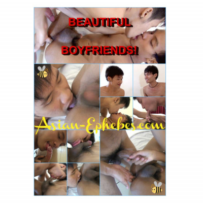 safe sex gay asian sexy boy college guys (AE 037 Boss & Newe - Beautiful Boyfriends - FHD).