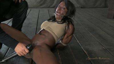 Ashley Starr – Professional Body Builder
