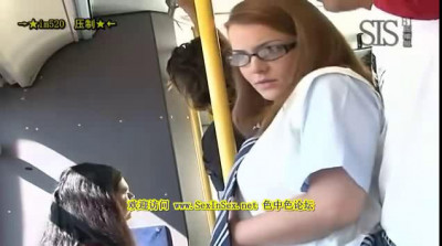 Natasha Nice, Jenny Anderson, Chastity Lynn, Aliysa Moore, Lexi Bloom – LA  Bus