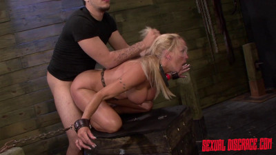 Dani Dare Begs for More Cock on the Sybian & Doggy Position