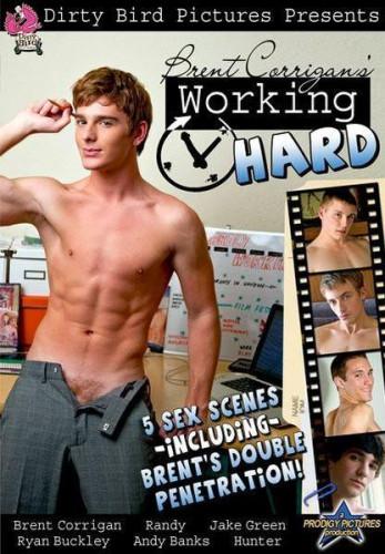Brent Corrigan's: Working Hard