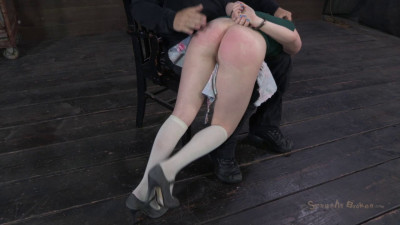 The Knee Spanking Brutal Deep Sex Mattie Borders