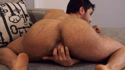 Porn debut with the help of Austin Wolf