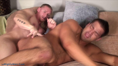 Rock Logan Fucks Vince Ferelli Part 2