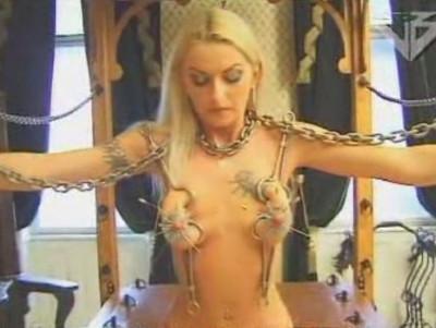 Hard Torture Bianca - 13