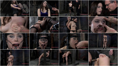 Infernalrestraints  Charlotte Vale  Dirty Face