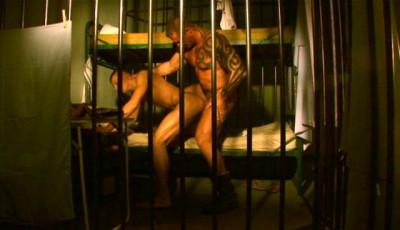 Russian Prison Lock Down