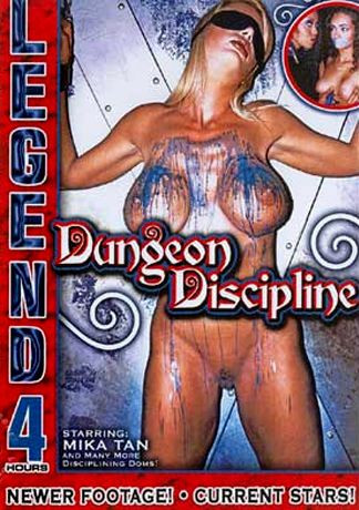 Mika Tan - Dungeon Discipline
