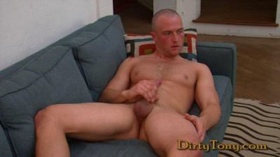Dirty Tony — Casting Couch: Wesley Rush 720p
