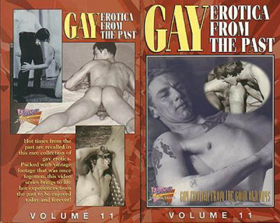 Gay Erotica from the Past 11 (1960s-1970s)