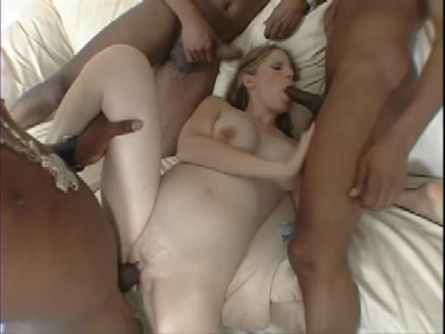 Group sex with blacks