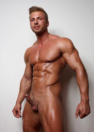 Kane Griffin Muscle Masturbation (2013)