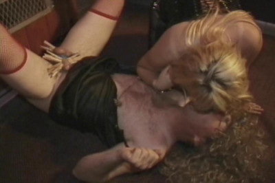 Humiliation And Pain, scene 3