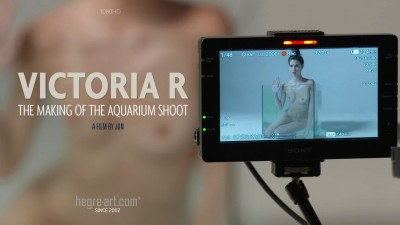 Victoria — The Making Of The Aquarium Shoot