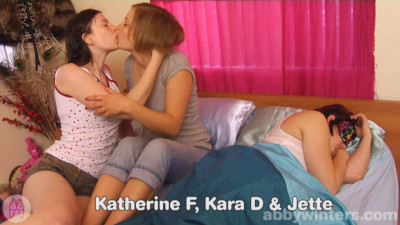 Best of Lesbian Kissing