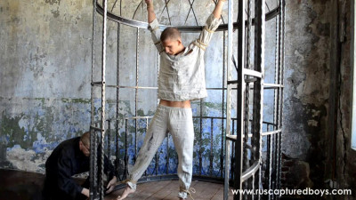 RusCapturedBoys - Skinny Prisoner 108 Part I