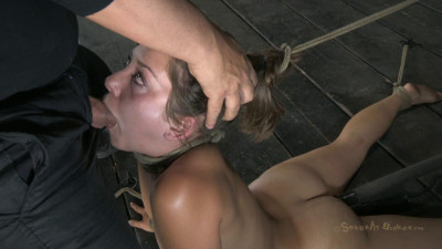 Gets Bound And Fucked