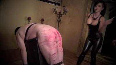 Caning From Femme Fatale Empress Kim Lee (2013)