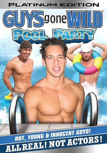 Guys Gone Wild Pool Party – C.J., Johnny Castle, Kevin