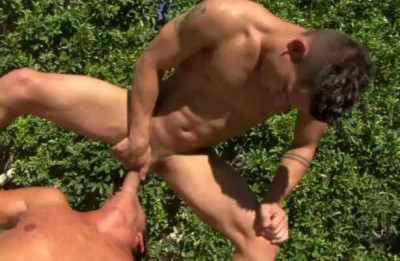 Outdoor Anal Compilation