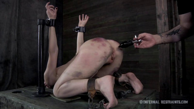 IR – Queen Of Pain 2 – Elise Graves, Cyd Black – Mar 1, 2013 – HD