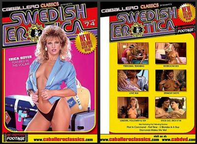 Swedish Erotica 74: Erica Boyer