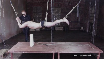 RusCapturedBoys — Unsubmissive Prisoner — Final Part