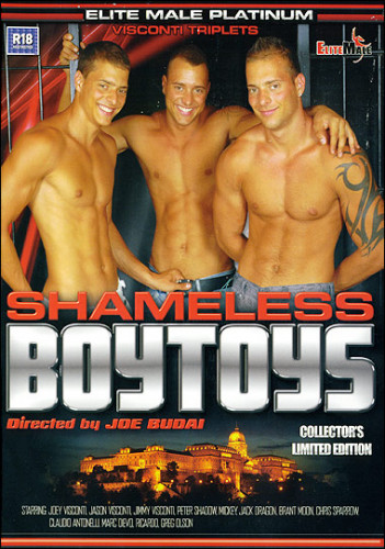 Visconti Triplets - Shameless Boytoys
