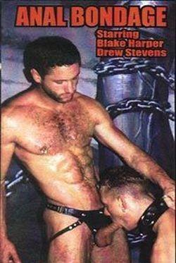 Tom Ropes Mcgurk - Blake Harper, Drew Stevens - Anal Bondage