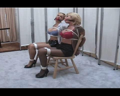 Buxom, Bound And Blonde (2002)
