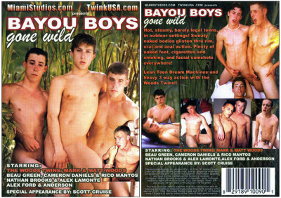 Bayou Boys Gone Wild