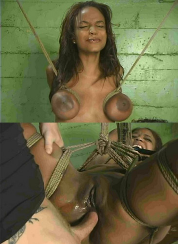 Sinnamon, The Willing Bondage Sex Slave