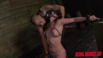 Autumn Kline Endures BDSM Fun, Sybian, Deepthroat BJ, Rough Sex & Cum Facial