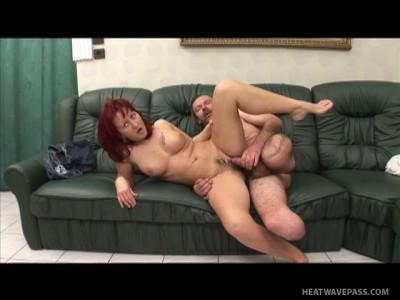 Sexy Caregiver Slammed By One Legged Man
