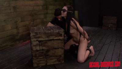 Nikki Bells Slave Training Continues with More Bondage