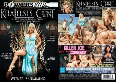 Khaleesi's Cunt. A XXX Game Of Thrones Parody