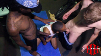 Harlem Hookups — Gaymer Bros & BareBack Thugs